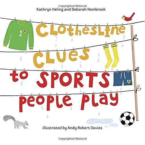 Kathryn Heling Clothesline Clues To Sports People Play
