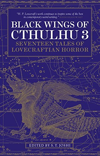 S. T. Joshi Black Wings Of Cthulhu (volume Three)