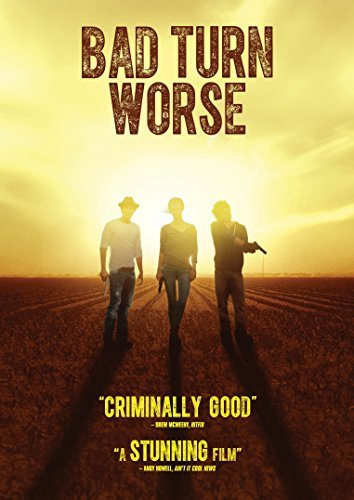 Bad Turn Worse Bad Turn Worse DVD