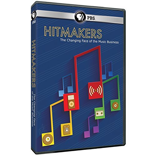 Hitmakers Pbs DVD