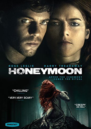 Honeymoon Leslie Treadway DVD R
