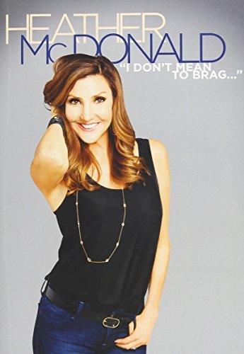 Heather Mcdonald I Don't Mean To Brag DVD Nr
