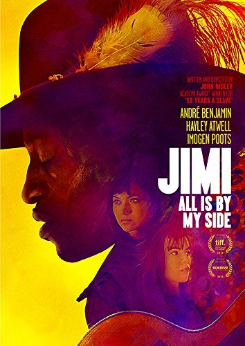 Jimi All Is By My Side Benjamin Atwell Poots DVD R