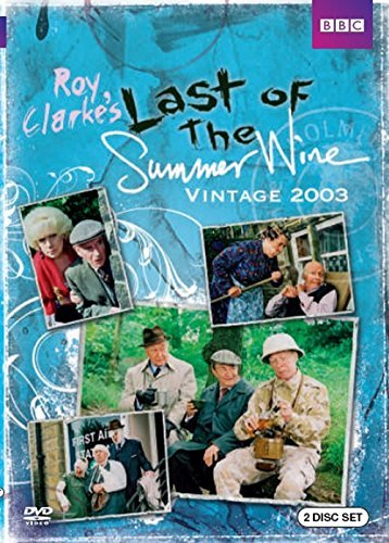 Last Of The Summer Wine Vintage 2003 DVD