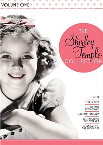 Shirley Temple Collection 1 DVD