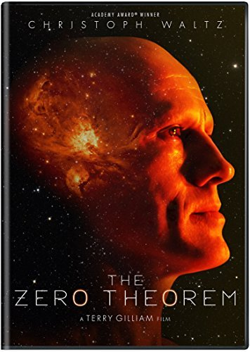 Zero Theorem Waltz Swinton Hedges Thierry DVD R
