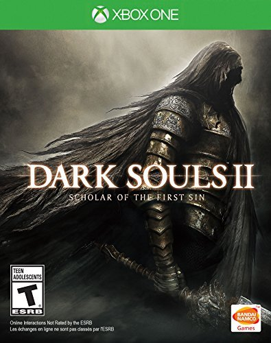 Xbox One Dark Souls Ii Scholar Of The First Sin