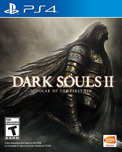 Ps4 Dark Souls Ii Scholar Of The First Sin