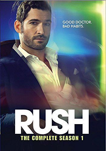 Rush Season 1 Rush Season 1 DVD Mod This Item Is Made On Demand Could Take 2 3 Weeks For Delivery