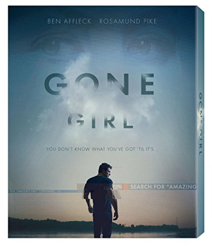 Gone Girl Affleck Pike Harris Blu Ray R