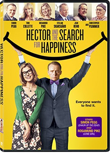Hector & The Search For Happiness Pegg Reno Colette DVD R
