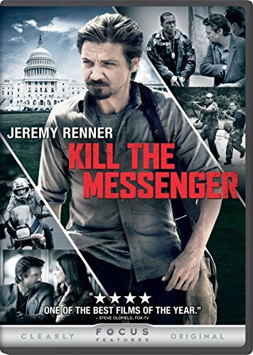 Kill The Messenger Renner Patrick DVD