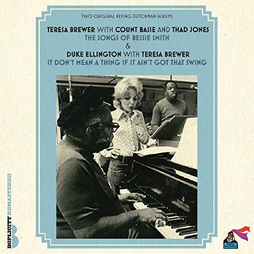 Teresa Brewer With Count Basie & Thad Jones
