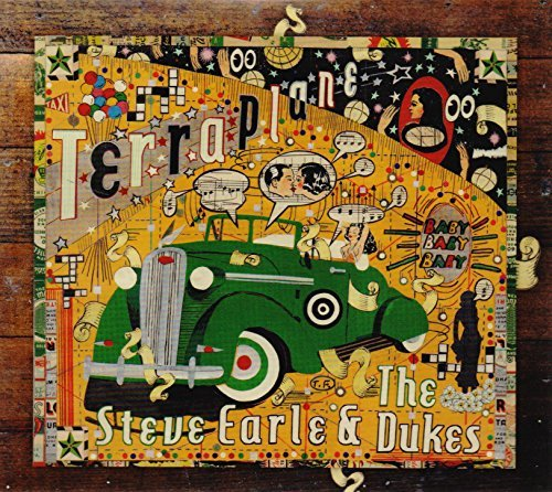 Steve Earle & The Dukes Terraplane