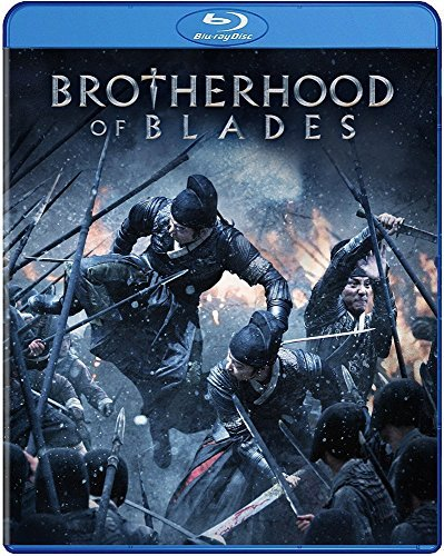 Brotherhood Of Blades Brotherhood Of Blades Blu Ray Nr