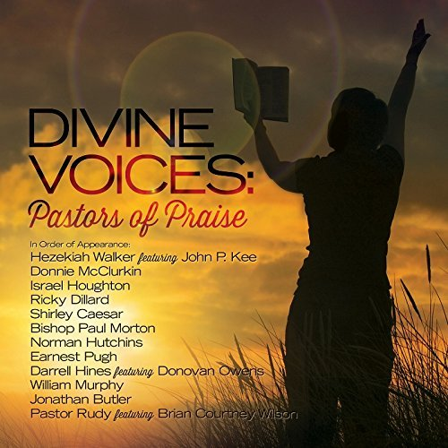 Various Artist Divine Voices Pastors Of Prai