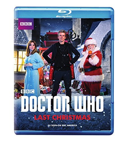 Doctor Who Last Christmas Blu Ray