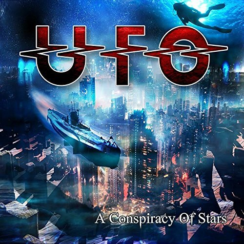 Ufo Conspiracy Of Stars Conspiracy Of Stars