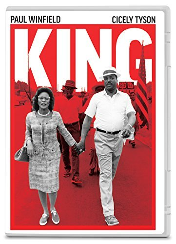 King The Martin Luther King Story Winfield Tyson DVD Nr