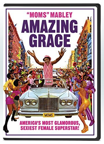 Amazing Grace Mabley White Cash DVD G