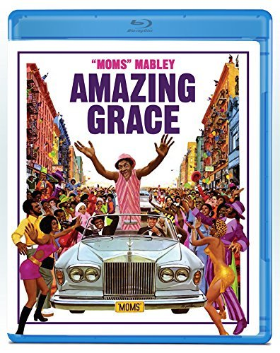 Amazing Grace Mabley White Cash Blu Ray G