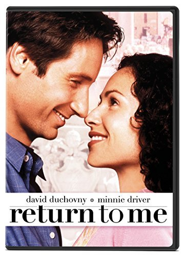 Return To Me Duchovney Driver DVD Pg