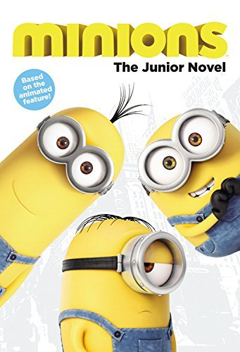 Universal Minions The Junior Novel