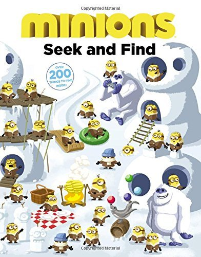Trey King Minions Seek And Find