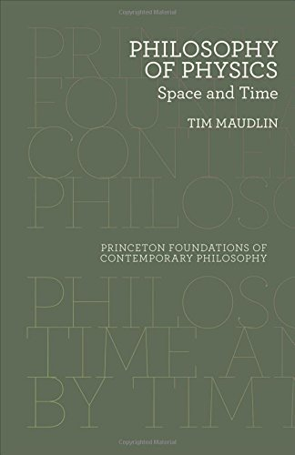 Tim Maudlin Philosophy Of Physics Space And Time
