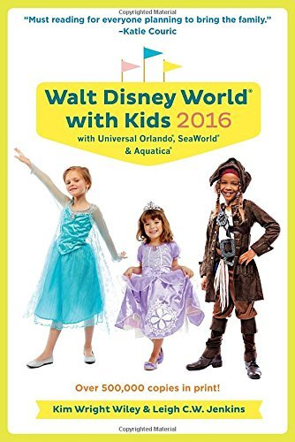 Fodor's Travel Guides Fodor's Walt Disney World With Kids 2016 With Universal Orlando 2016