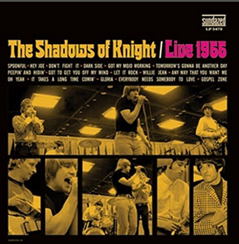 Shadows Of Knight Live 1966