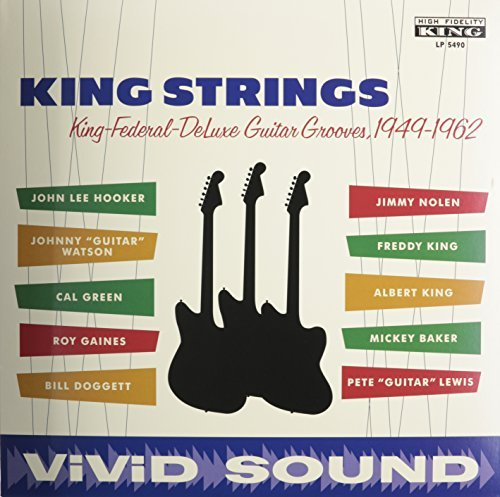 King Strings King Federal Deluxe Guitar Gro