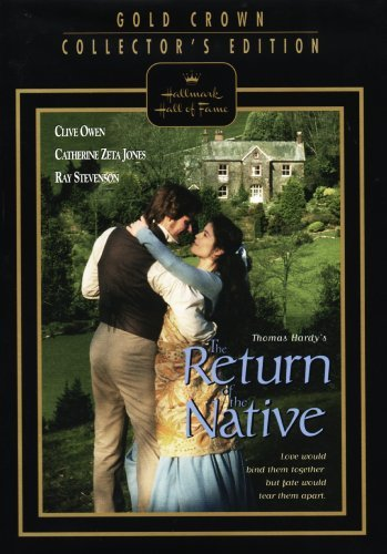 Catherine Zeta Jones Clive Owen Ray Stevenson Stev The Return Of The Native (gold Crown Collector's E