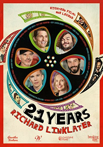 21 Years Richard Linklater 21 Years Richard Linklater DVD Nr