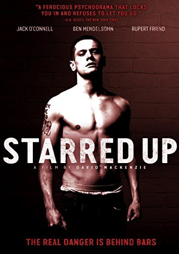 Starred Up O'connell Mendelsohn Friend DVD Nr