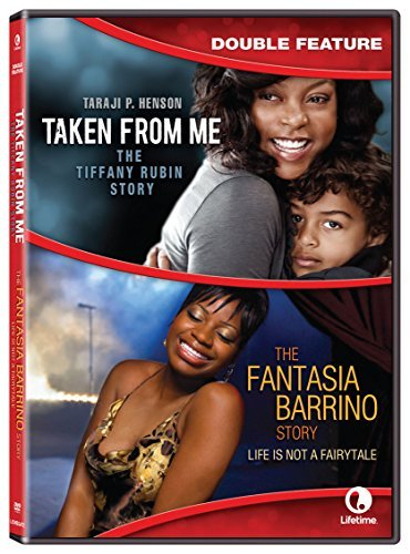 Taken From Me Fantasia Barrino Story Double Feature DVD