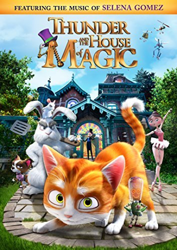 Thunder & The House Of Magic Thunder & The House Of Magic DVD Nr