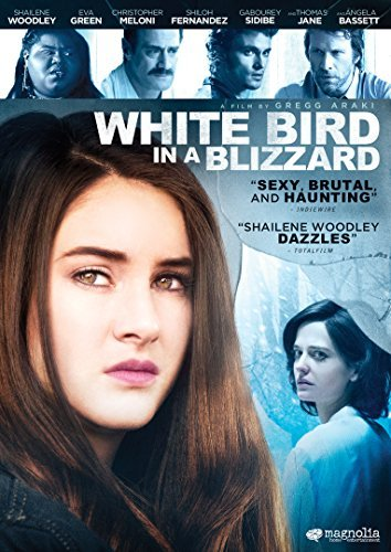 White Bird In A Blizzard Woodley Jane Green DVD R