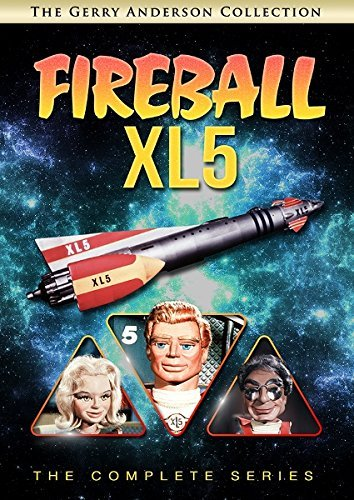 Fireball Xl5 The Complete Series DVD
