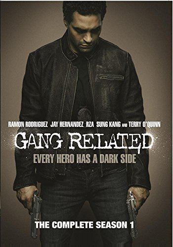 Gang Related Season 1 This Item Is Made On Demand Could Take 2 3 Weeks For Delivery
