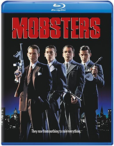 Mobsters Slater Dempsey Grieco Blu Ray R