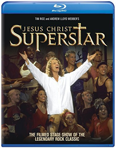 Jesus Christ Superstar Neeley Anderson Elliman Blu Ray G