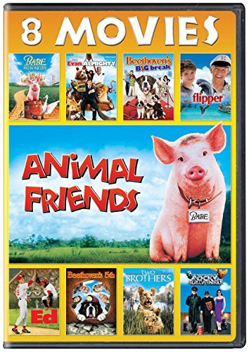 Animal Friends 8 Movie Collect Animal Friends 8 Movie Collect