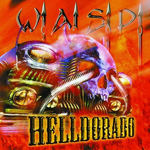 Wasp Helldorado Orange Vinyl Import Gbr