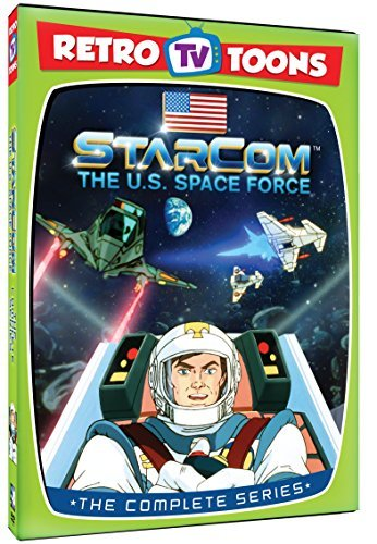 Starcom Us Space Force Complete Series DVD