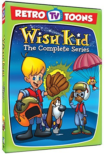 Wishkid Complete Series DVD