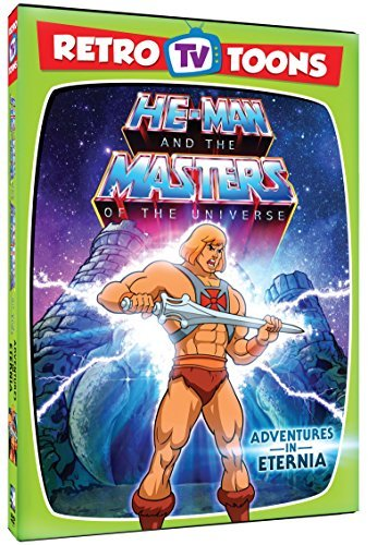 He Man And The Masters Of The Universe Adventures In Eternia Adventures In Eternia