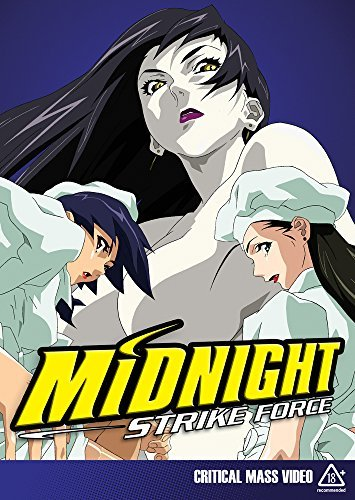 Midnight Strike Force Midnight Strike Force DVD Adult Content