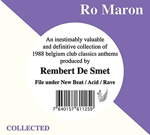 Ro Maron Collected #1 2cd