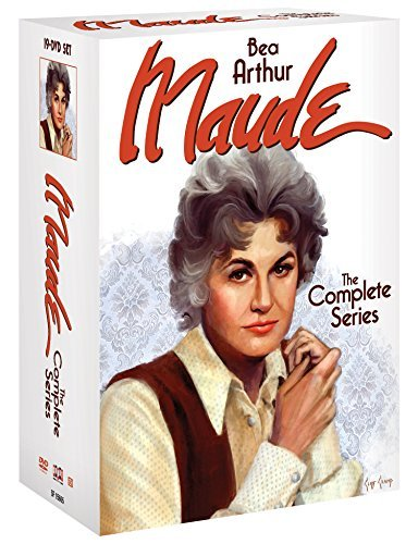 Maude The Complete Series DVD